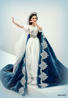 Maria Callas, Barbie, Opera Singers, Classical Music, Beautiful Dolls, Diva, Bjd, Miniatures, Collection