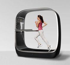Voyager: Correr en interiores como si fuera en el exterior / Running indoor like outdoor