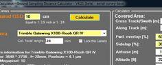 GSD Calculator update – Version 4.21