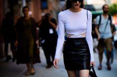 Lena Hardt | New York City via Le 21ème