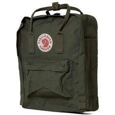 9cd99fb8d3 Fjällräven Kånken Backpack (Forest Green) Backpacker