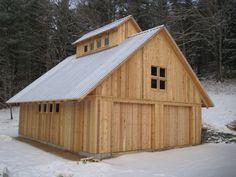 Small Barn Style Home Plans | Small Barn Designs Design