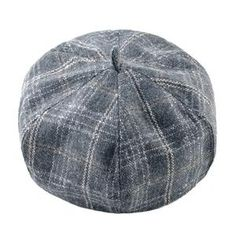Classic Plaid Beret Hats For men Retro Style Flat Caps Man Autumn Winter  Warm boina masculina 62563993ce3