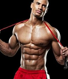 brandon carter is a beast when it comes to six pack abs. Look em up now!!