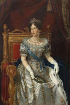 Callegari, Giovanni Battista - Ritratto di Maria Luigia, duchessa di Parma - Category:Portrait paintings of Marie-Louise of Austria, Duchess of Parma - Wikimedia Commons