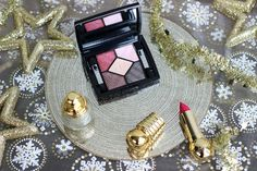 Sprinkles on a cupcake: Dior State of Gold - Christmas look