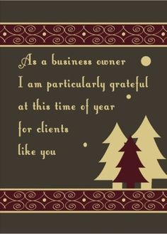 This Is A Real Card Not An E Card Send This Card Now Business Thank You Cards Client Gifts Client Appreciation Gifts
