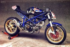 When I look at Radical Ducati's custom RAD02 Imola Punto Due, I think Italian manufacturer Ducati may need some lessons from Spanish custom
