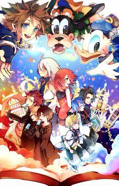 Kingdom Hearts :))