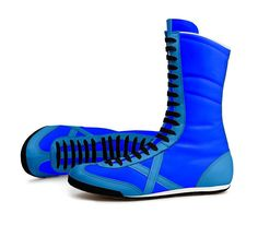 Ravenclaw Quidditch Shoes 1  by MUNICH