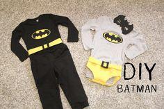 4 Disfraces DIY muy fáciles de hacer para CARNAVAL (niño y niña)