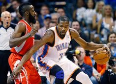 KD vs. the beard