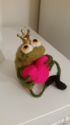 Christmas Ornaments, My Love, Holiday Decor, Diy, Home Decor, Felting, Basteln, Decoration Home, Bricolage