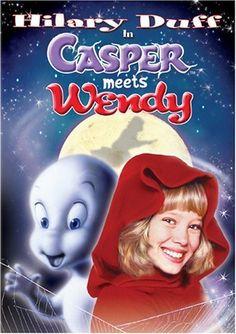 Casper Meets Wendy (1998). [PG] 90 mins. Starring: Cathy Moriarty, Hilary Duff, Shelley Duvall, Teri Garr, George Hamilton, Richard Moll, Vincent Schiavelli and Alan Thicke