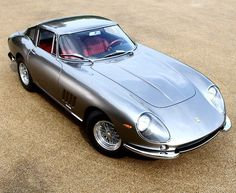 "1,181 Likes, 4 Comments - Cars Neil Cruickshank (@cars_neilcruickshank) on Instagram: ""Ferrari 275GTB 4 just a great shape #ferrari"""