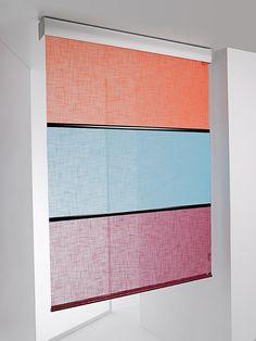 Una amplia de colores del tejido Cluny Lino para que realices la mejor combinacion. http://www.cortinadecor.com/productos/2982/estores-enrollables-lisos/estores-enrollables-cluny-lino