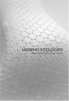 Cover image for Morpho-ecologies