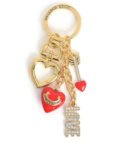 Valentine'S Day key ring | Juicy Couture