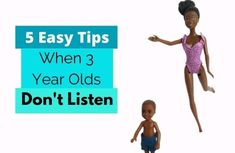 Teach your 3 year old to listen to you with these 5 effective and gentle tips. Toddler obedience doesn't come over night, so they need your help to learn how to listen. Toddler Behavior, Toddler Discipline, Terrible Twos, 3 Year Olds, Gentle Parenting, Listening To You, 3 Years, Positivity, Teaching