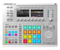 Native Instruments Maschine Studio weiß: Amazon.de: Musikinstrumente