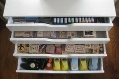 Ikea for Craft Storage