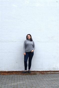 Simple and elegant thin sweater, with a short turtle neck, grey color Size 12 Uk, Get Fresh, Levi Shorts, The Girl Who, Perfect Fit, Gray Color, My Etsy Shop, Normcore