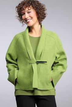 Farb-und Stilberatung mit www.farben-reich.com - OSKA Toormore jacket, Fall/Winter 2010 collection.