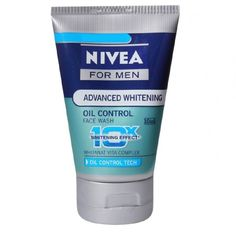 Nivea For Men Advance Whitening 10 In 1 Oil Control Face Wash 100ml Buy Online at Best Price in India: BigChemist.com