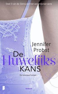 Recensie: De Huwelijkskans door Jennifer Probst.