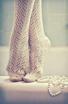 socks and pearls