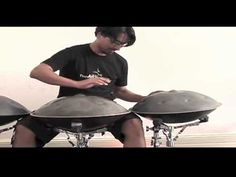 """▶ Hang Solo """"This is not a Drum"""" Rafael Sotomayor - YouTube"""