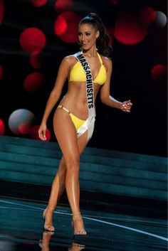 Check out photos of the 51 Miss USA 2013 contestants, such as Miss Virginia USA Shannon McAnally and Miss Georgia USA Brittany Sharp, showcasing their bikini bodies before the Miss USA 2013 pageant, which takes place on June 2013 -- Father's Day.