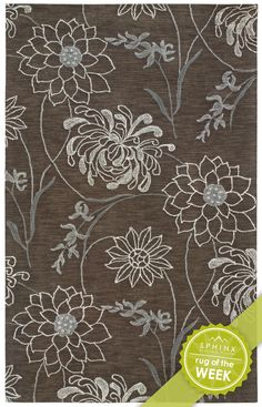 Lotus by Oriental Weavers is a rug collection of handcrafted pieces boasting soft refined shades of lilac, birch, and warm linen with accents of darker violet, peacock, and gold. Styling is simple and organic in nature and the inherent texture of the construction adds surface interest.