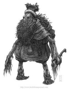 The Leshy is a male woodland spirit in Slavic mythology who protects wild animals and forests.A leshy usually appears as a tall man, but he...