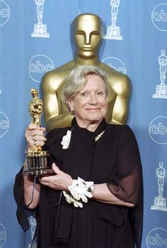 Ann Roth won the Academy Award for Best Costume Design for the film The English Patient in 1996. Kramer Vs Kramer, Sophie's Choice, On Golden Pond, The English Patient, Best Costume Design, Saving Private Ryan, Last Emperor, Dances With Wolves, Out Of Africa