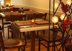 Restaurant Tuin van Eten in Gent: vegetarisch, biologisch, glutenvrij, meeneem, visgerechten