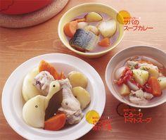 Simple soup recipes.
