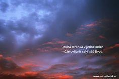 """Nový článek na mém blogu / můj osobní příběh. """"Pouhá stránka v jedné knize může ovlivnit celý náš život."""" http://michalbotek.cz/muj-sen-je-ma-realita/"""