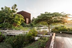 Ming Mongkol Park Landscape Design by L49. | Wison Tungthunya & W Workspace