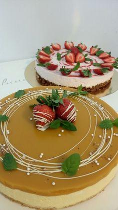 Panna Cotta, Cake Decorating, Baking, Ethnic Recipes, Desserts, Ideas, Food, Recipes, Tailgate Desserts