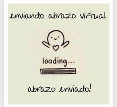 Abrazo! ♥❥Teresa Restegui http://www.pinterest.com/teretegui/❥♥