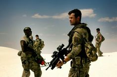 Josh Duhamel and Tyrese Gibson in Transformers