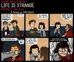 LIFE IS STRANGE | Socket to Him by TheGouldenWay.deviantart.com on @DeviantArt
