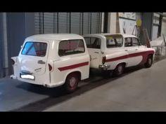 Wartburg 311 312 Camping Trabant 600 Kombi Anhänger DDR IFA Tourist Oldt...