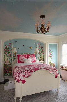 Young Girls Bedroom Sweet