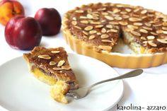 karolina-azzaro: Broskyňovo mandlový Tart