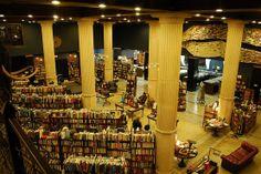 The Last Bookstore. Los Ángeles, California. #20Bookstores #20Librerías