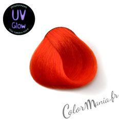 coloration cheveux rouge uv stargazer color mania httpwww - Coloration Temporaire Rouge