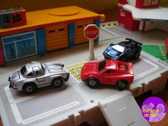 Micro Machines... I first started collecting these in 4th grade, when a few of my little boy friends invited me to join in their Micro Machines club. The perfect tiny toy to store covertly in your desk.