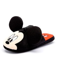Another great find on #zulily! Mickey Mouse Character Slipper #zulilyfinds
